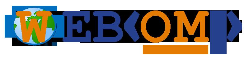 WEBCOMP online media Logo